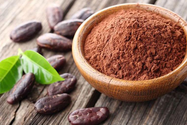 Bột cacao có nhiều lợi ích với sức khỏe