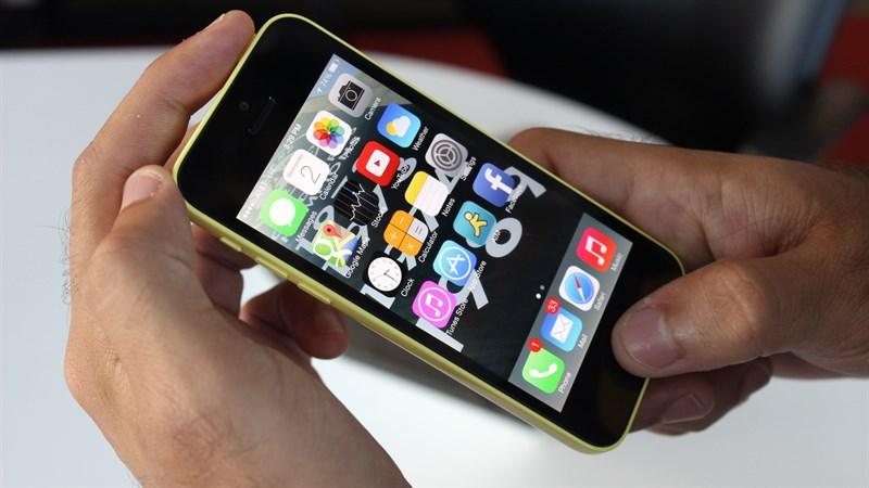 màn hình iphone bị treo