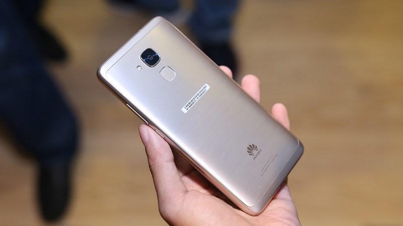 Huawei GR5 Mini thiết kế kim loại, vân tay 1 chạm giảm giá còn 3.6 triệu