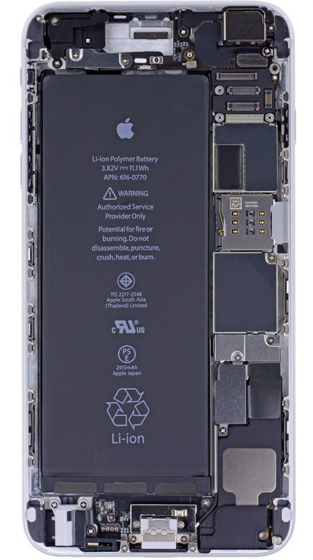 Hình ảnh của iPhone 6S