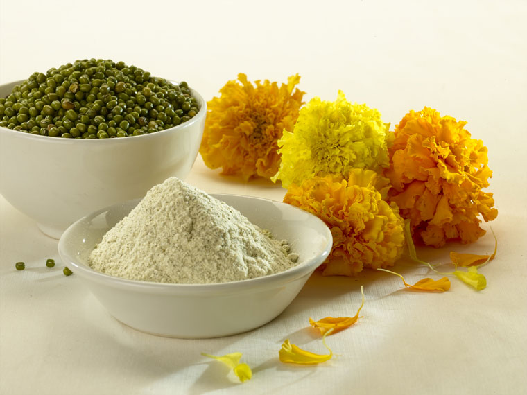 Mách bạn cách làm bột từ hạt đậu xanh tại nhà