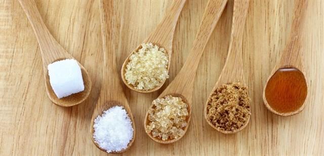 Phân biệt các loại đường trong làm bánh