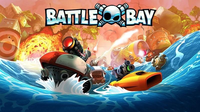 Hình ảnh trong game Battle Bay