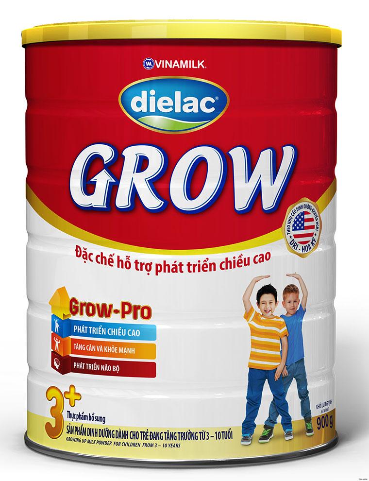 Những loại sữa bột giúp tăng chiều cao cho trẻ