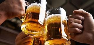 Những mẹo hay giúp hạn chế say khi uống bia