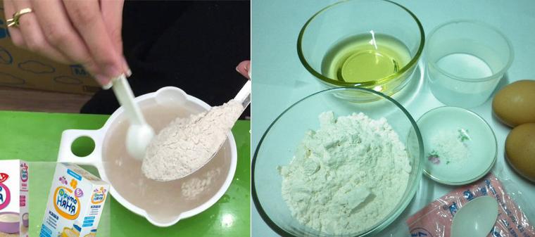 Bột ăn dặm chế biến sẵn sử dụng tiện lợi hơn so với bột ngũ cốc mẹ tự làm cho bé ăn dặm