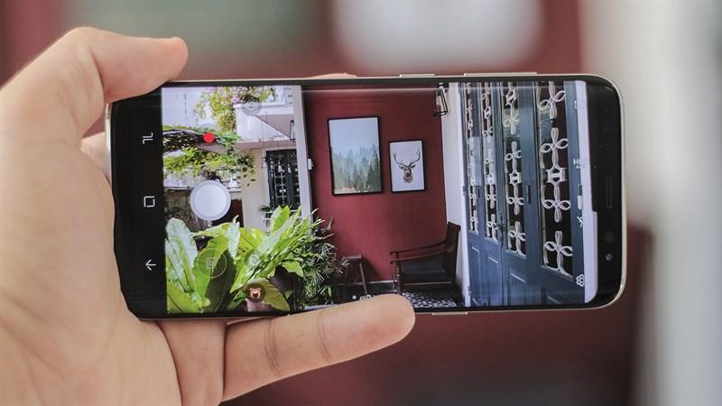 Một tuần với Galaxy S8 Plus