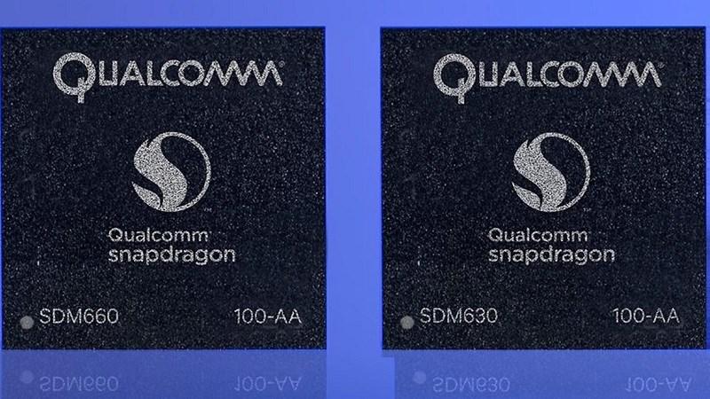 Chip Snapdragon 660 và 630 chính thức ra mắt: Pin lâu hơn, LTE nhanh hơn