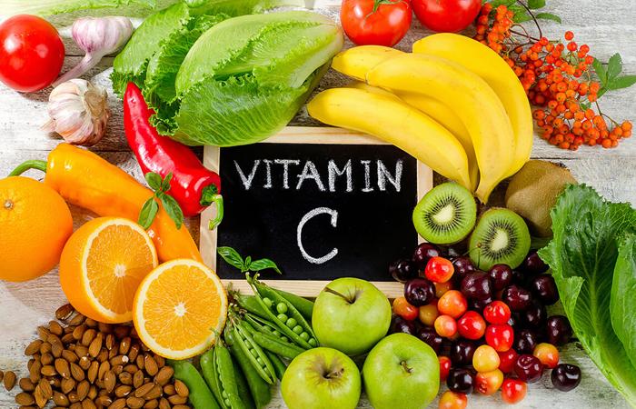 Nguồn cung cấp vitamin C cho cơ thể