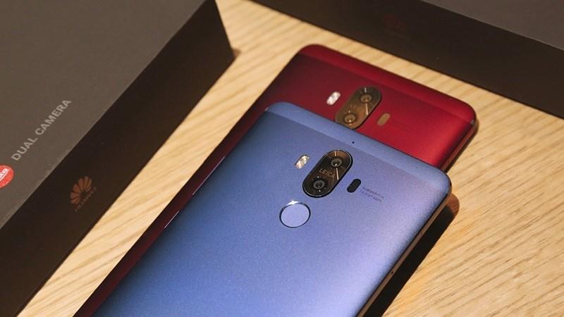 Hai biên thể mới nhất của Huawei Mate 9