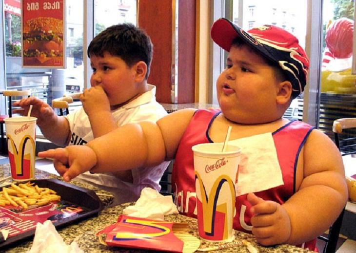 Béo phì cũng là nguyên nhân dẫn đến bệnh tiểu đường ở trẻ