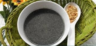 Công dụng chữa bệnh hiệu quả của bột mè đen