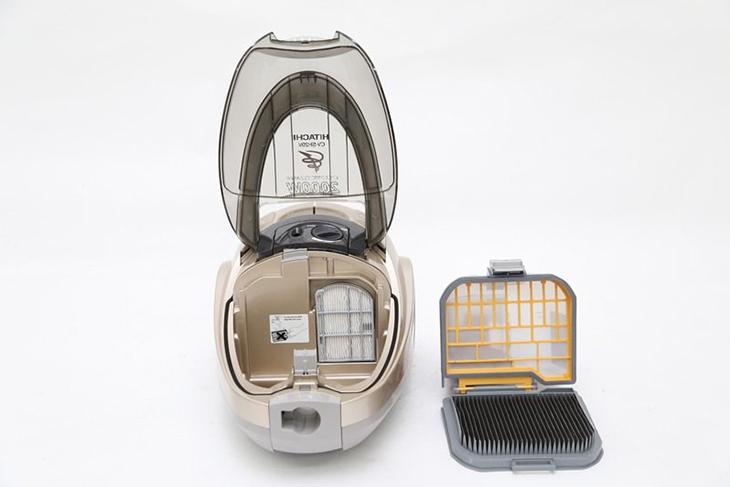 Nên mua máy hút bụi dùng hộp hau dùng túi?
