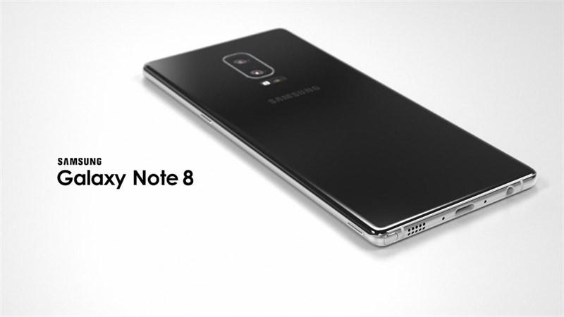 Samsung Galaxy Note 8 rò rỉ chi tiết cấu hình quan trọng
