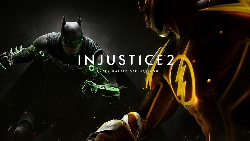 Hình ảnh trong game Injustice 2