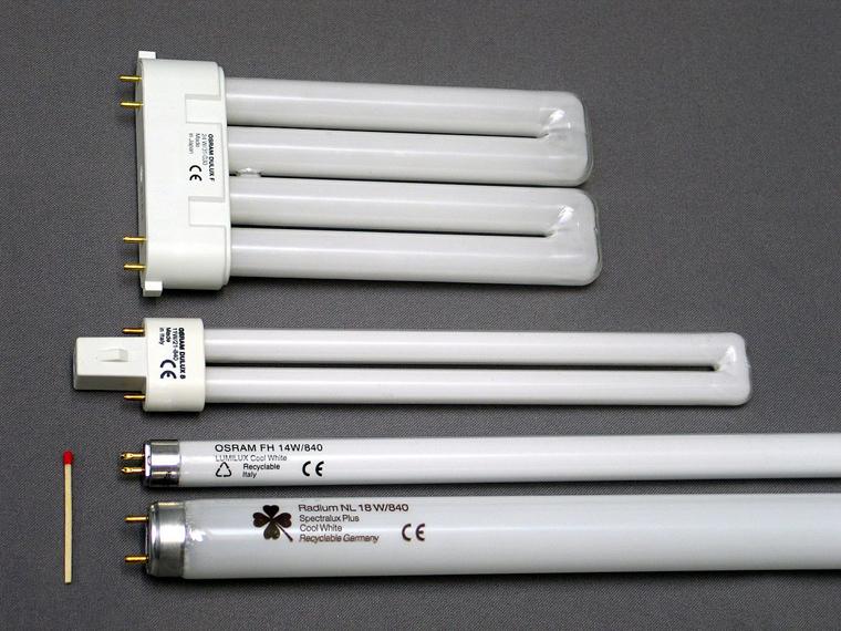 Phân biệt các loại bóng đèn tiết kiệm điện