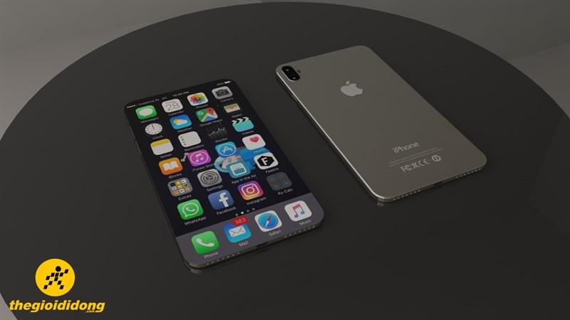 Chiêm ngưỡng mẫu iPhone 8 đẹp nhất từ trước đến nay