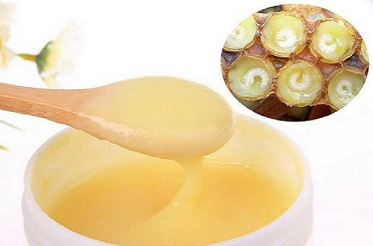 Sữa ong chúa tươi giàu dinh dưỡng, giúp bé tăng cường và phục hồi sức khỏe