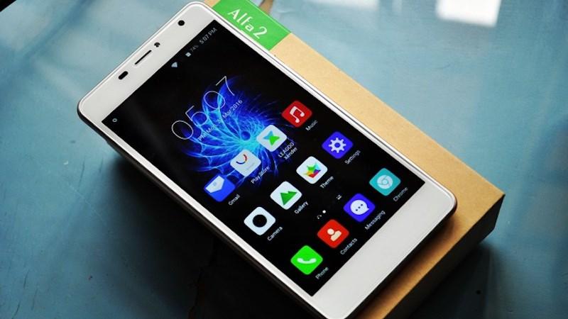 Leagoo sắp tung smartphone M7 cạnh tranh iPhone 7 đỏ - ảnh 1