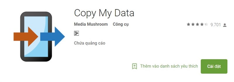 Copy My Data 0