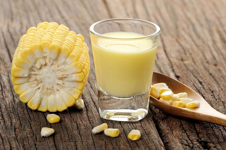 Công dụng của sữa bắp đối với sức khỏe