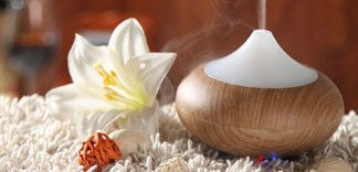 Cách khử mùi hôi và tạo hương thơm cho phòng ngủ
