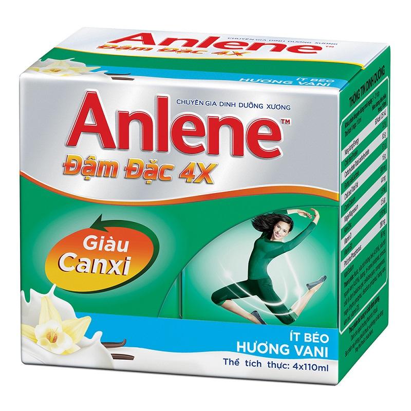 Vì sao phụ nữ nên uống sữa Anlene mỗi ngày