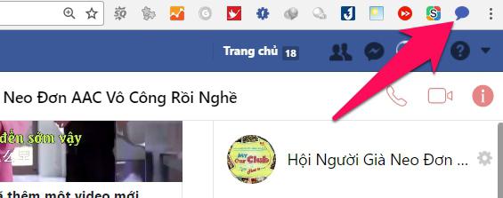 Cách tìm lại tin nhắn Facebook - tiện ích Messenger/Chat Downloader