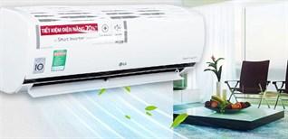 Có 7-8 triệu nên mua máy lạnh Inverter nào tiết kiệm điện?