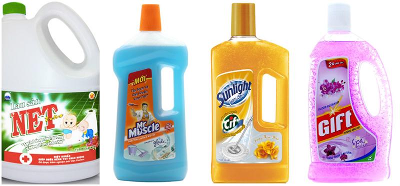 Cách chọn nước lau sàn chống muỗi