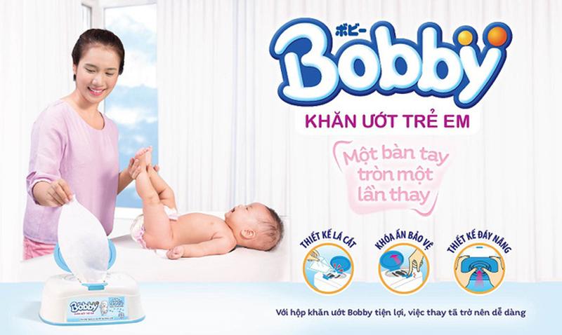 Chọn đúng sản phẩm khăn ướt dành cho bé