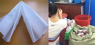 Sự thật bất ngờ về những chiếc khăn ướt giá rẻ