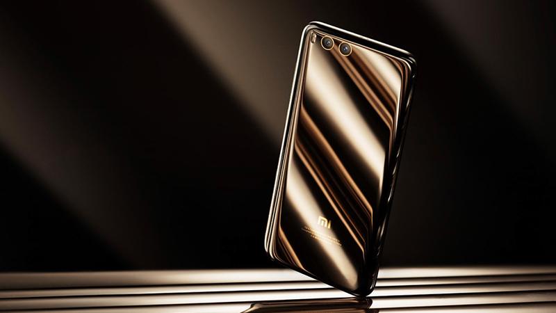 Thiết kế Xiaomi Mi 6