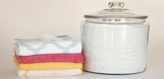 Cách làm bột giặt đơn giản tại nhà