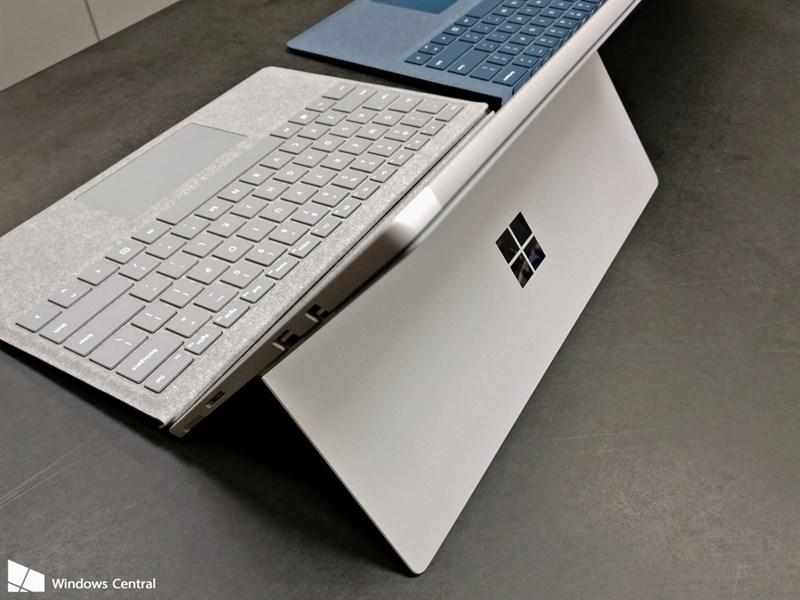 Đâu là sự khác biệt giữa New Surface Pro và Surface Pro 4?