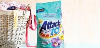 Bột giặt Attack có tốt không?