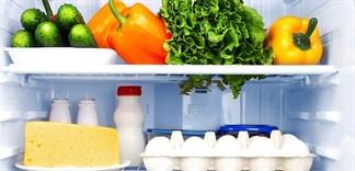 Những điều cần lưu ý khi bảo quản thức ăn trong tủ lạnh