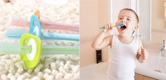 Bàn chải đánh răng siêu mềm cho bé có tốt không?
