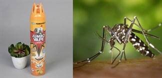 Phun thuốc xịt muỗi bao lâu thì mới được vào nhà?