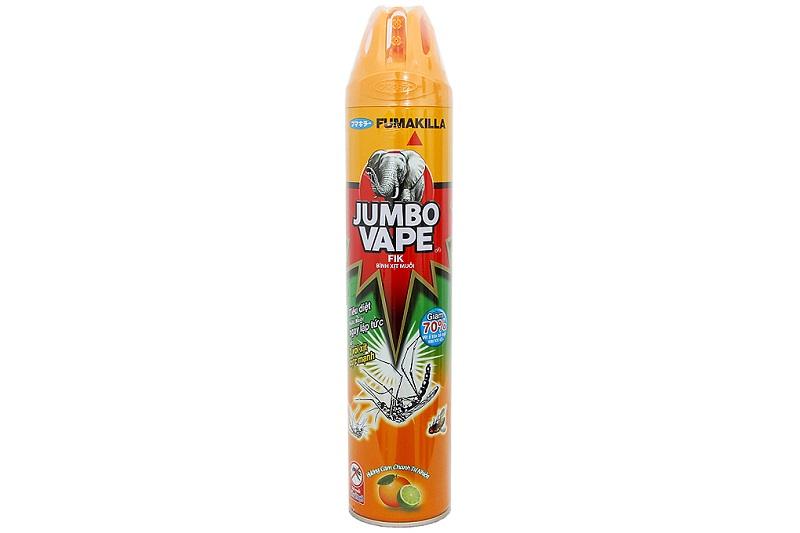 Thuốc xịt muỗi Jumbo Vape Fik