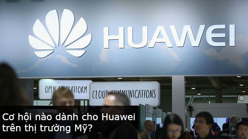 Huawei đến Mỹ, liệu có cướp được chén cơm của Apple, Samsung?