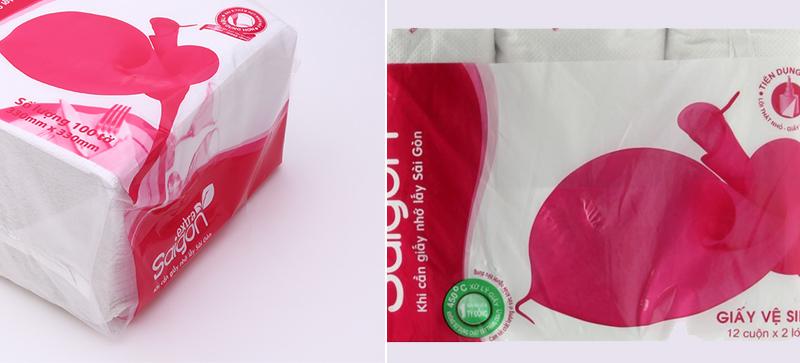 Cần biết khăn giấy khô khác với giấy vệ sinh