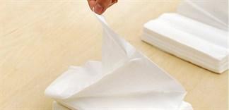Những sai lầm khi dùng khăn giấy khô cho trẻ sơ sinh