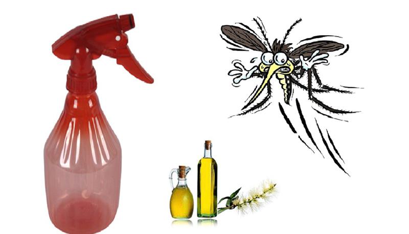 Chọn thuốc xịt muỗi không gây hại cho bé
