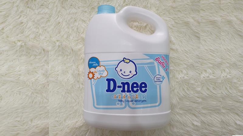 Những lý do nên chọn nước giặt Dnee