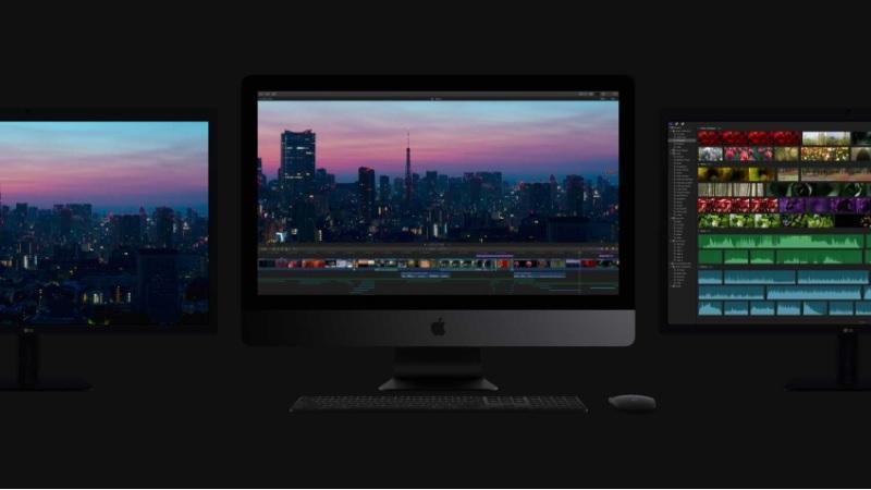 hiệu năng iMac Pro