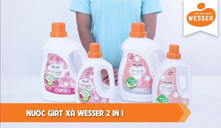 Các loại nước giặt cho trẻ sơ sinh tốt nhất được nhiều bà mẹ tin dùng