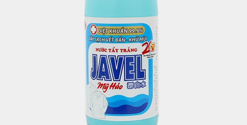 Thuốc tẩy quần áo trắng Javel Mỹ Hảo