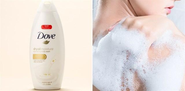 Cách chọn sữa tắm cho da khô nứt nẻ