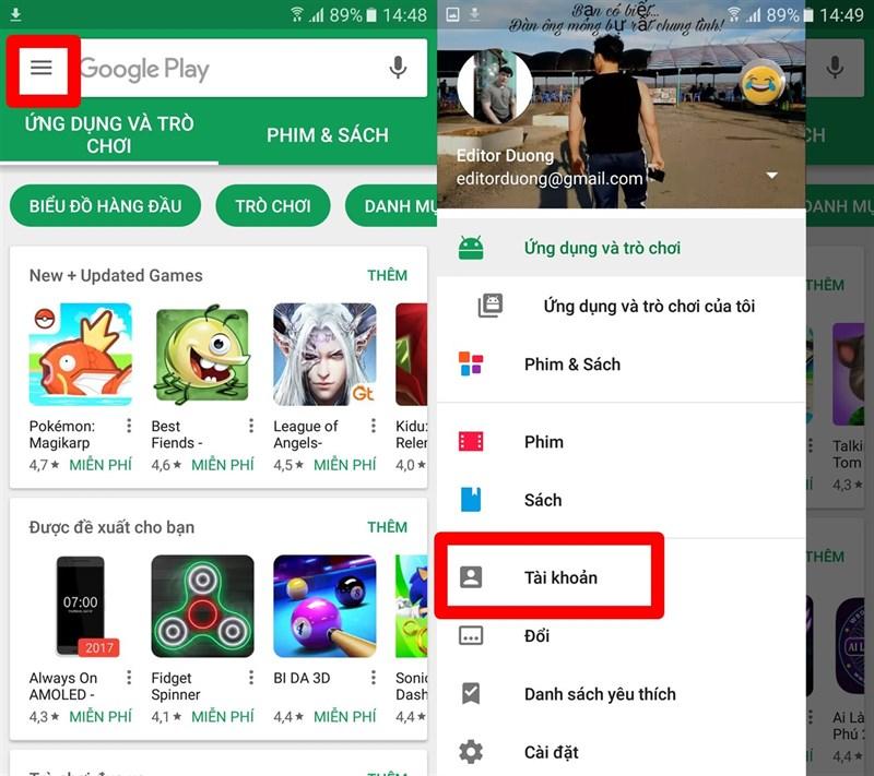 [Hướng Dẫn] Nạp Qua Google Play Bằng Tài Khoản Điện Thoại. - 8